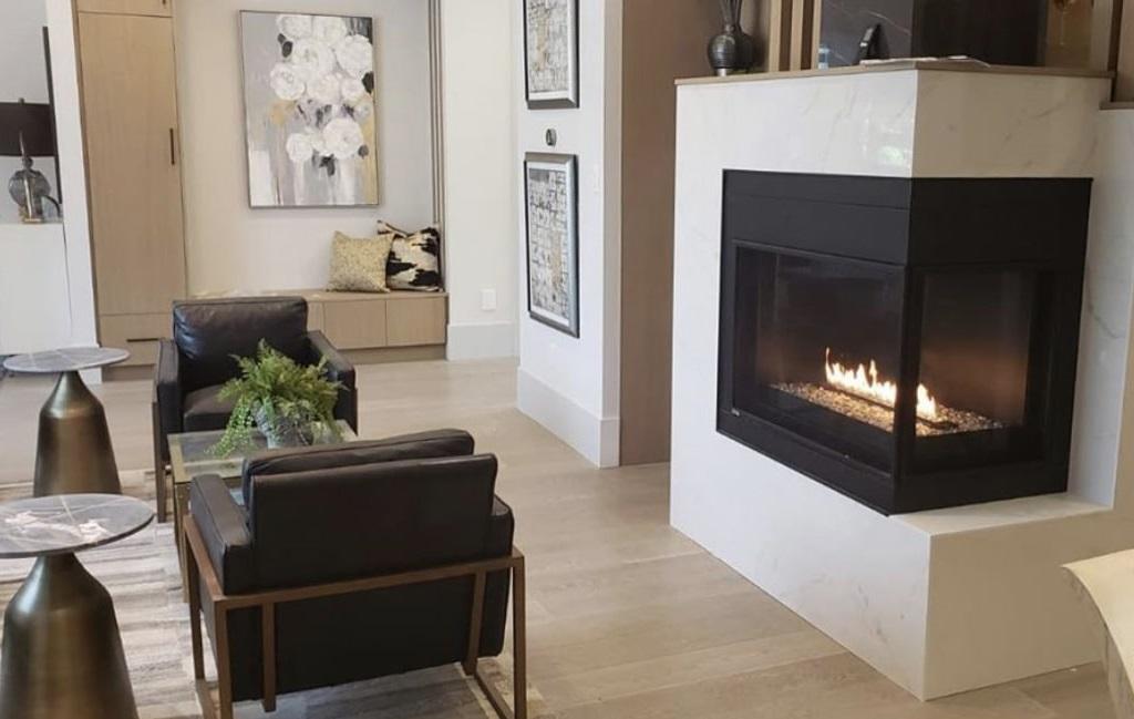 Fireplaces Kitchen