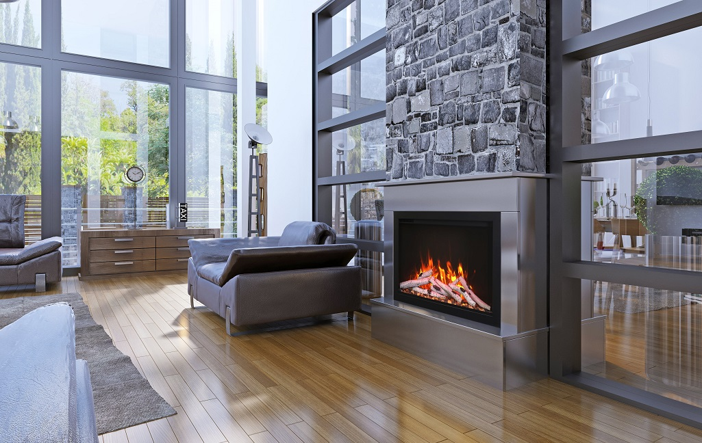 Fireplaces Living Area