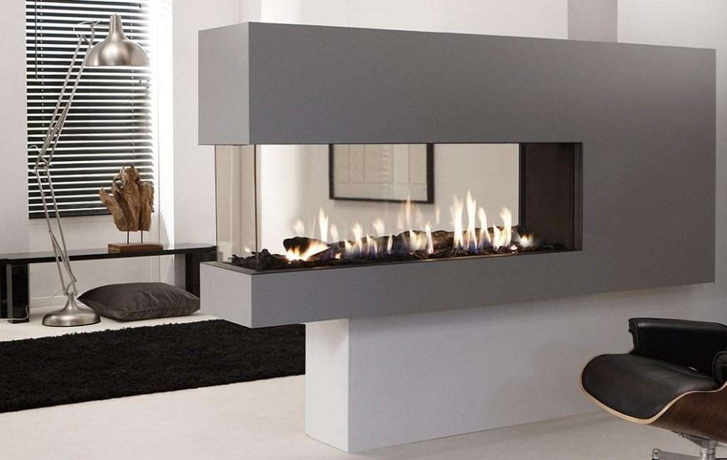 Fireplaces Transparent