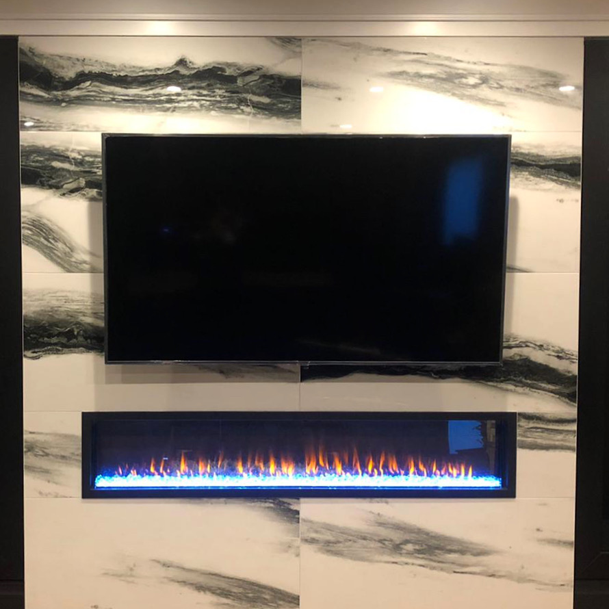 Real Fireplace
